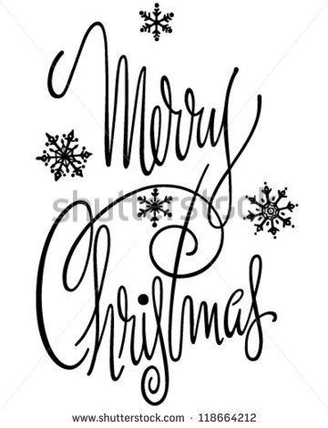 360x470 Merry Christmas Clip Art