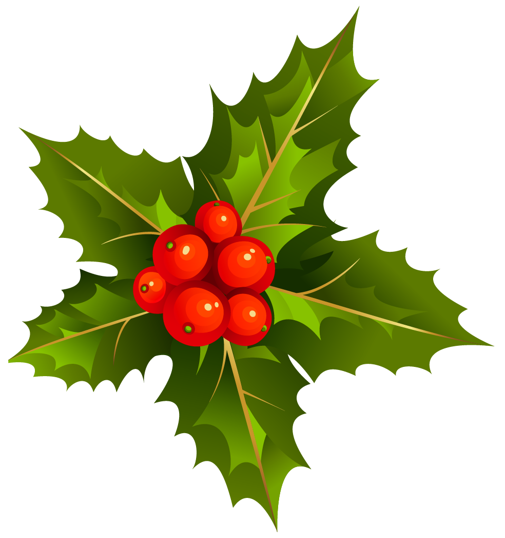 984x1047 Christmas Clipart Transparent