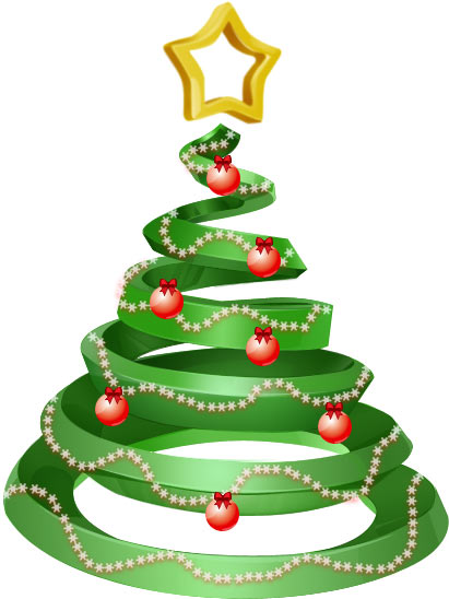 411x548 Free Christmas Clip Art Transparent Background