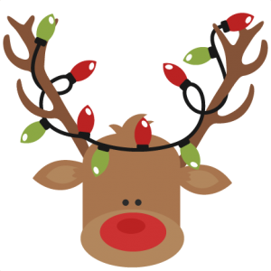 300x300 Reindeer Clipart Transparent Background