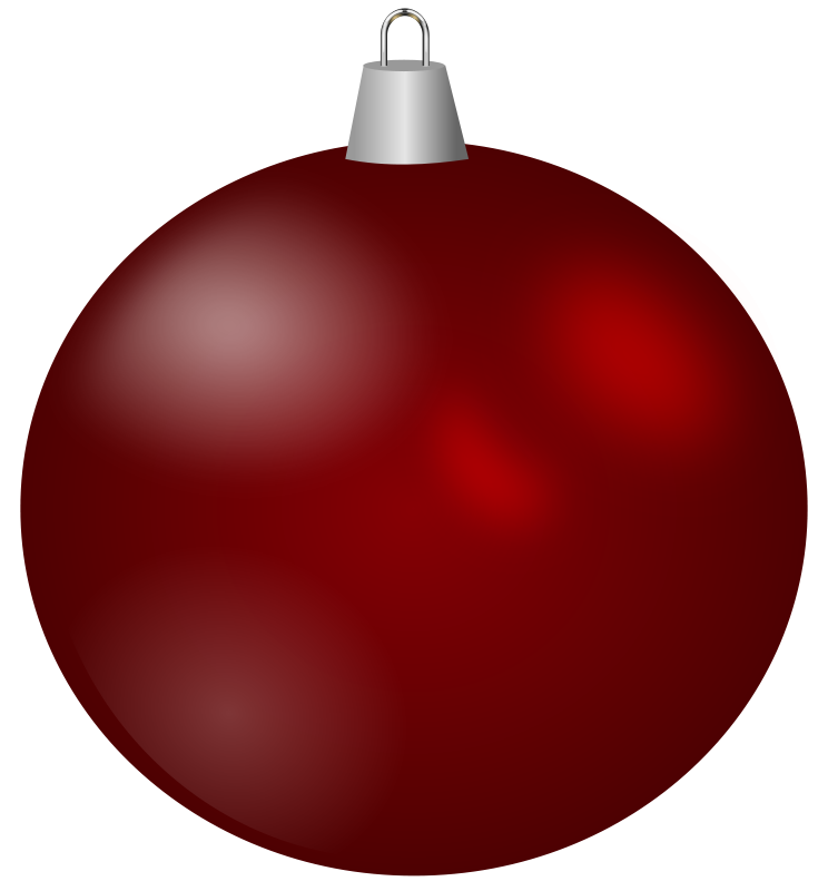 744x800 Public Domain Christmas Ornament Clip Art – Merry Christmas