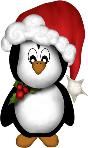 Christmas Clipart Penguin
