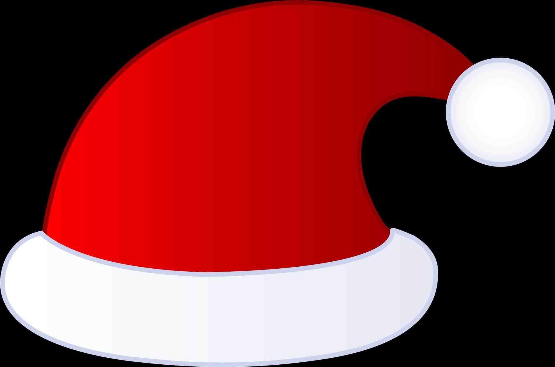 1900x1258 Santa Hat Clip Art Ingcom Gif Download On Gif Christmas Santa Hat