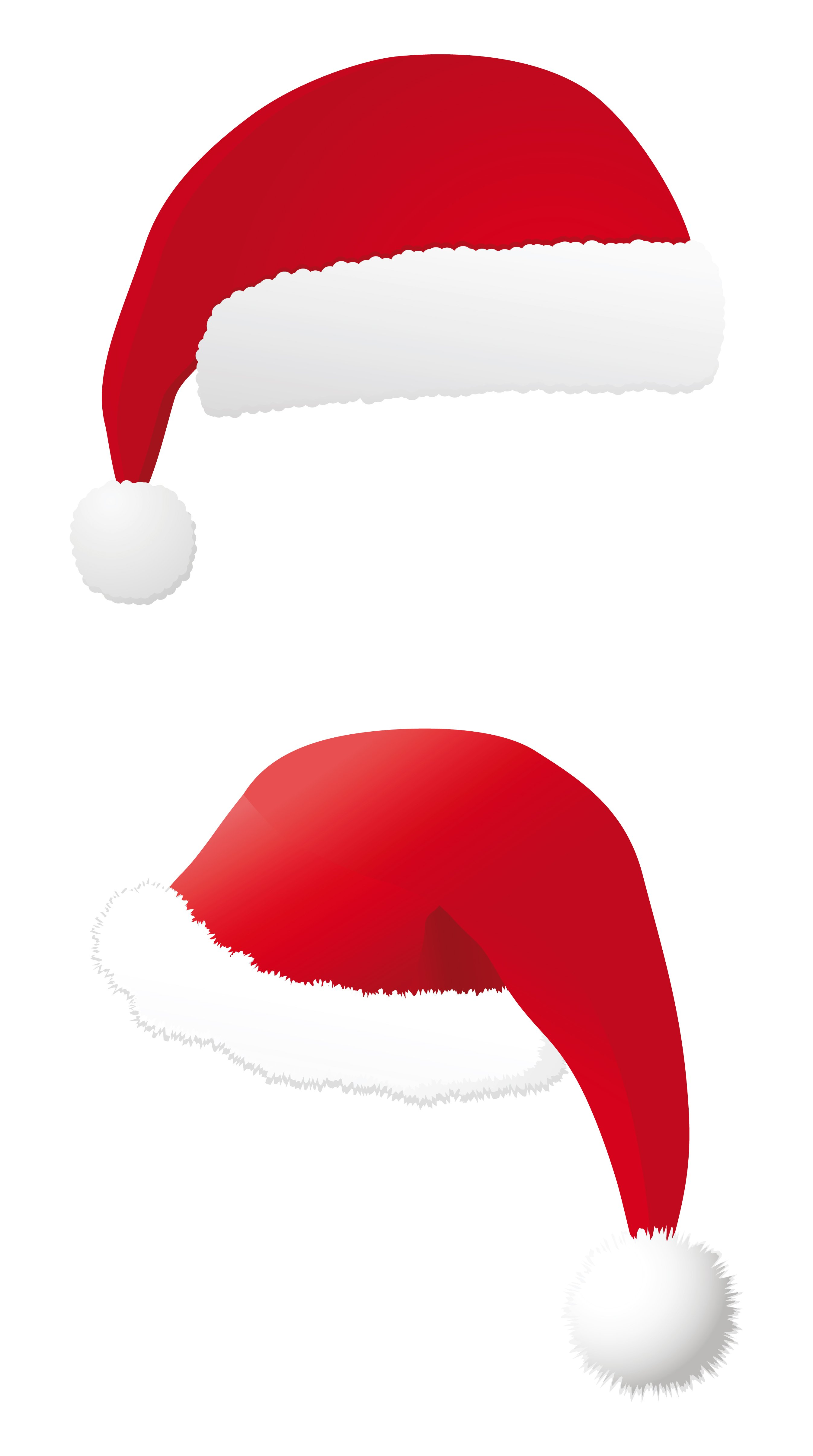 2693x4820 Christmas Hat Vector 2017 Template Design