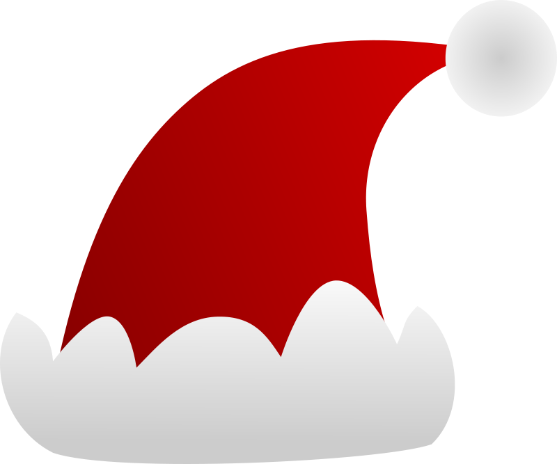 800x667 Santa Hat Free To Use Clipart