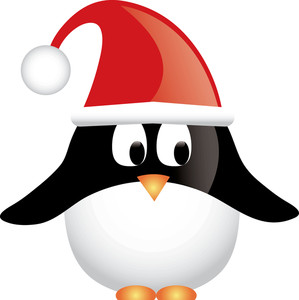 299x300 Free Christmas Penguin Clipart Image 0515 1012 1113 5635 Best