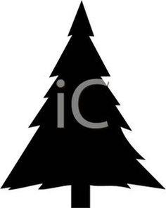 236x296 Silhouette Christmas Ornament Clip Art Merry Christmas Amp Happy