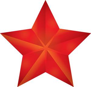 300x285 Free Star Clip Art Image