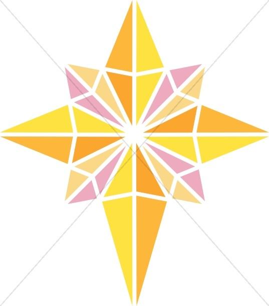 537x612 Star Of Bethlehem Clipart