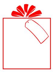 174x238 Wondrous Gift Tag Clipart Free Public Domain Christmas Clip Art