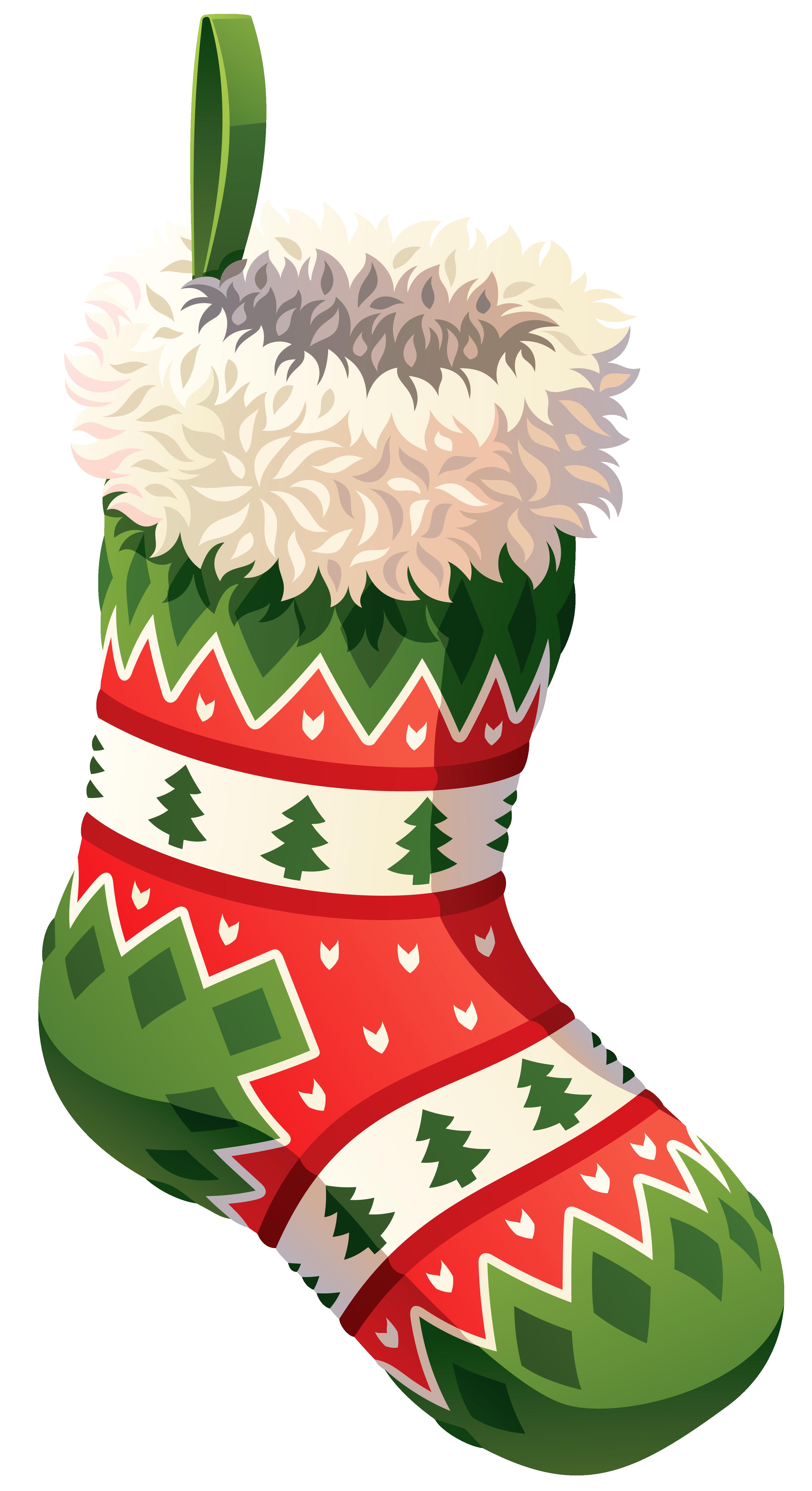 3389x6218 Christmas Stocking Png Clip Art Imageu200b Gallery Yopriceville
