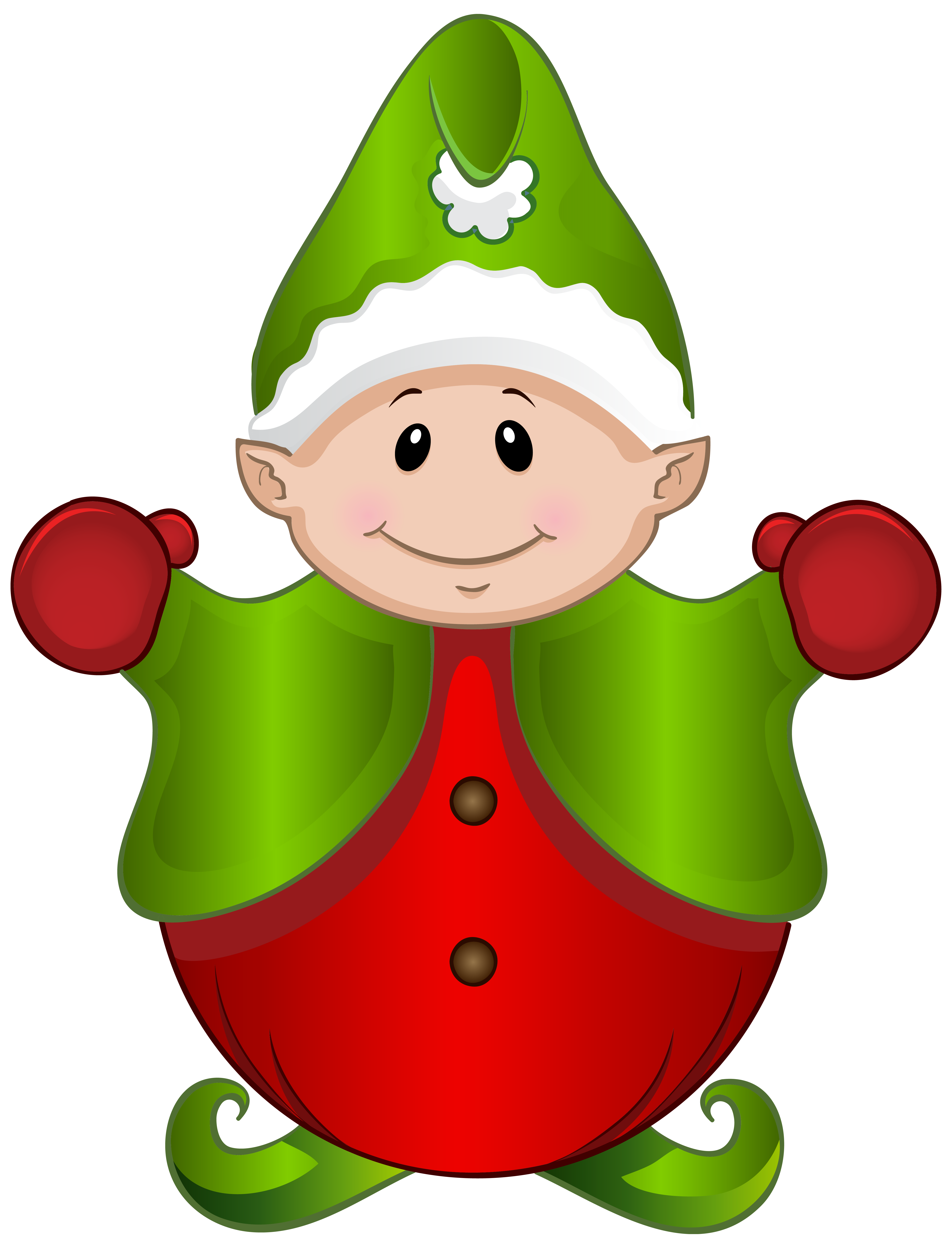 4791x6280 Elf Clipart Transparent Background