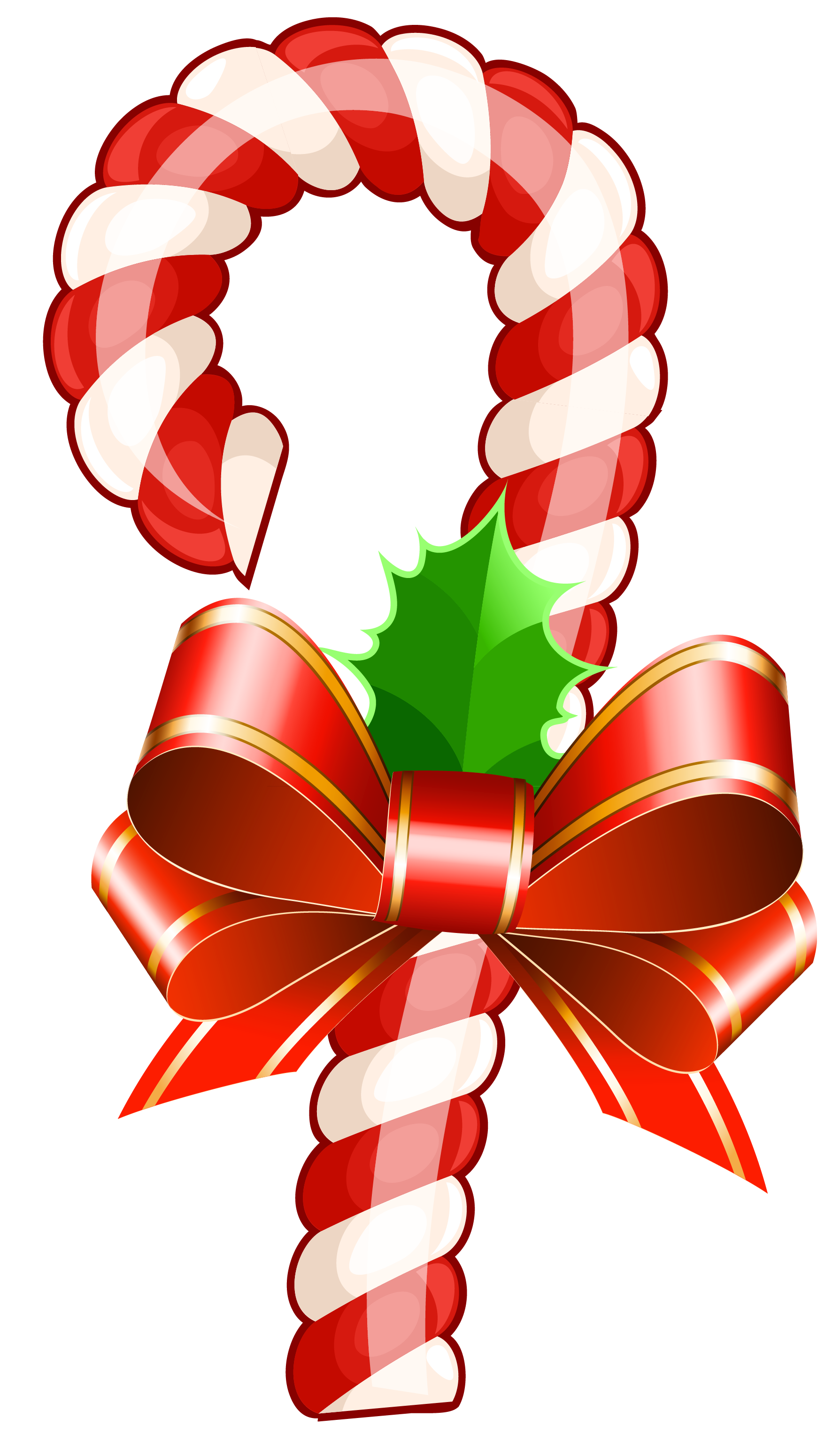 1789x3069 Candy Cane Clipart Transparent Background