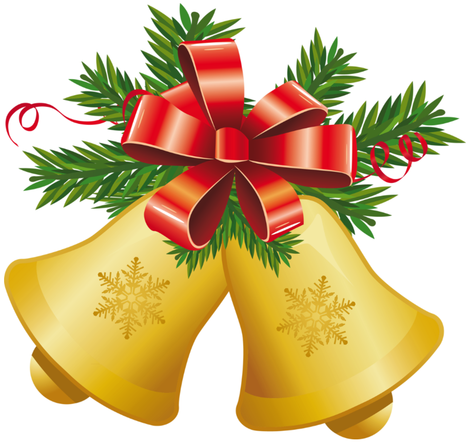 912x864 Christmas Bell Png Transparent Christmas Bell.png Images. Pluspng