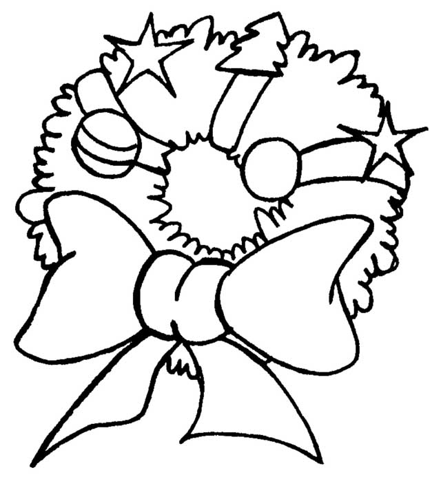 640x696 Christmas Coloring Pages (4)