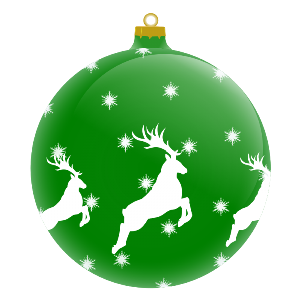 600x600 Christmas Decor Clipart] Christmas Decorations Cliparts Free