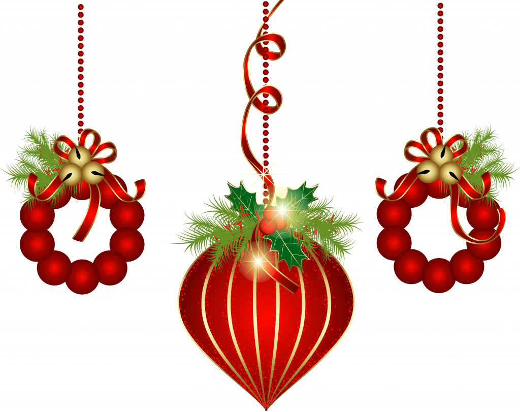 1024x811 Christmas Decorating Clipart