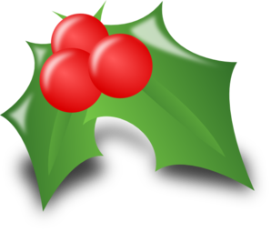 298x255 Vector Clipart Christmas Decor