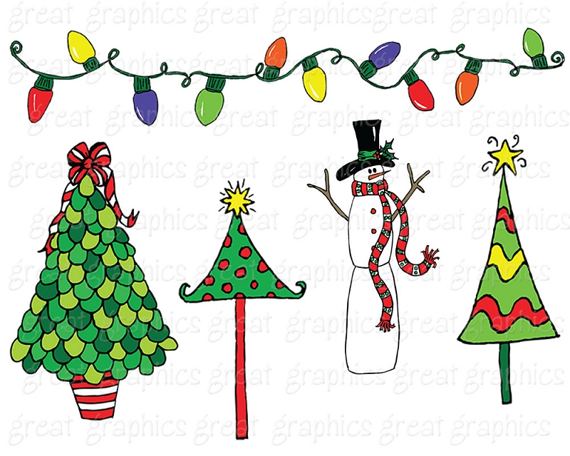 800x640 Christmas Border Clip Art Free Download