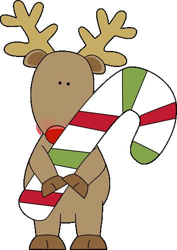355x500 Christmas Reindeer Clipart Free Download Clip Art