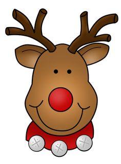 236x321 Cute Rudolph Clipart Cute Rudolph Freebie Christmas