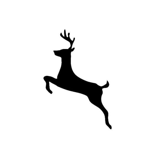 600x647 Top 91 Reindeer Clip Art