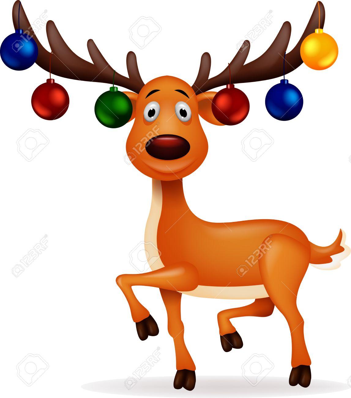 1147x1300 Free Christmas Reindeer Clipart