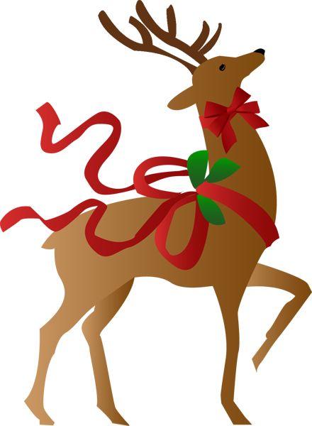 440x600 Reindeer Dog Cliparts 250547