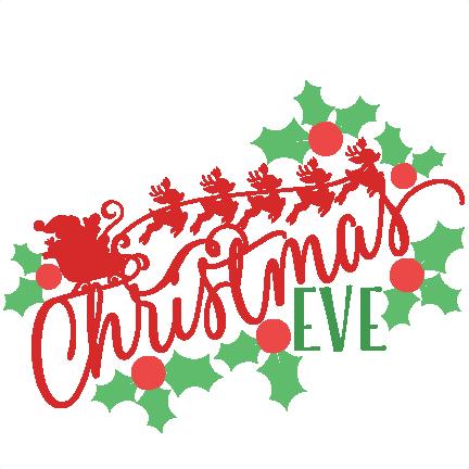432x432 Christmas Eve Clip Art Many Interesting Cliparts