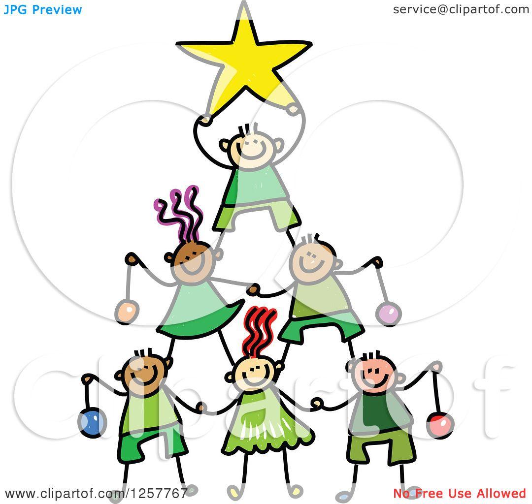 1080x1024 Christmas Tree Clipart Group