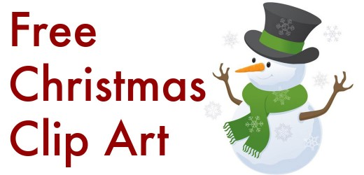 520x250 Free Christmas Clip Art Images Hubpages