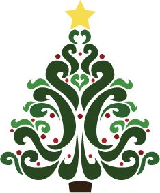 234x283 Free Christmas Pictures Clip Art