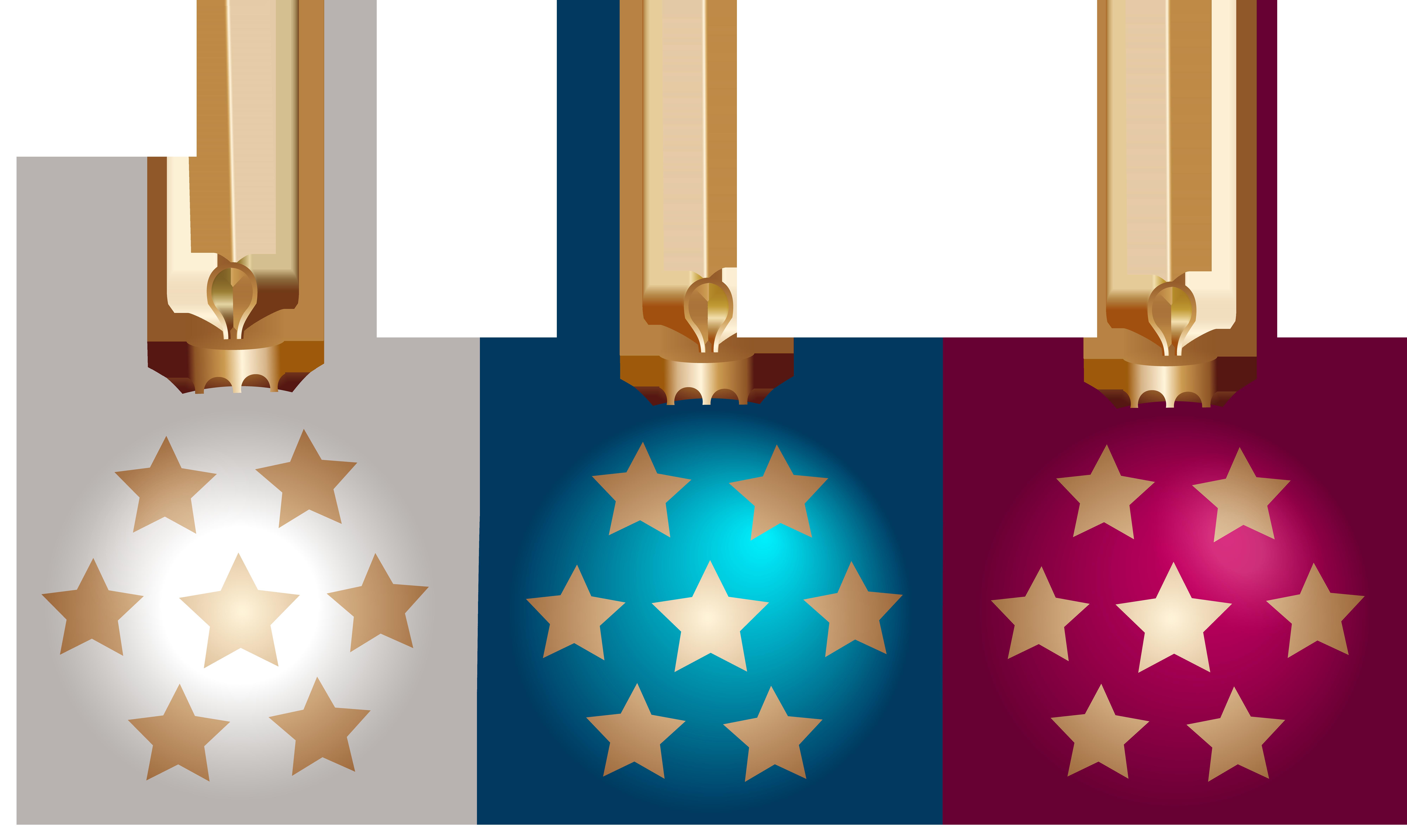 8000x4777 Christmas Ball Set Png Clip Art