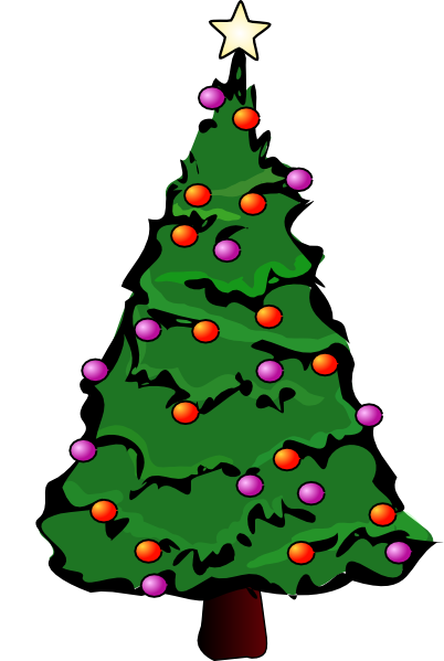 402x599 Christmas Holiday Clipart