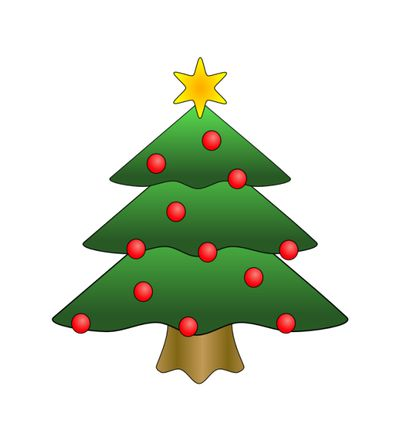 400x441 Christmas Holiday Clipart 9 Nice Clip Art