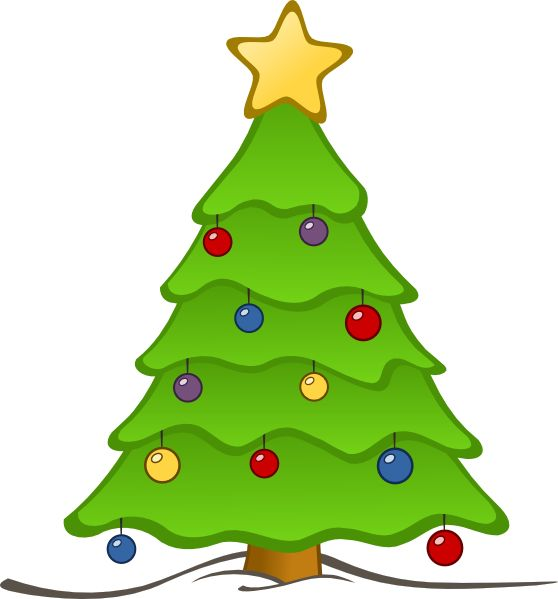 558x599 Best Free Christmas Clip Art Ideas Floral
