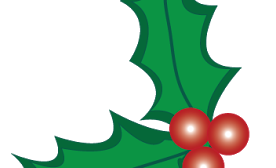 276x168 Holly Christmas Wreath Pictures Clip Art Clipart Sixteen Image