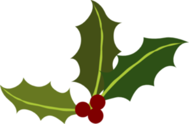 387x254 Images Of Christmas Holly