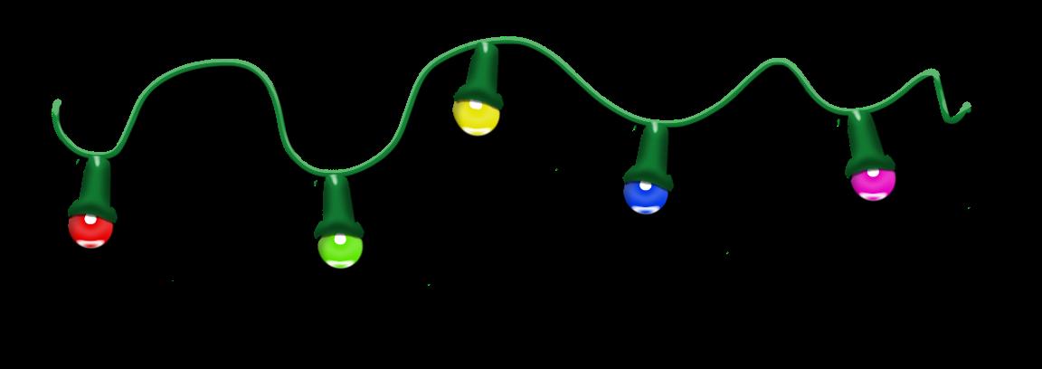 1152x408 Christmas Lights Clip Art Clipartix
