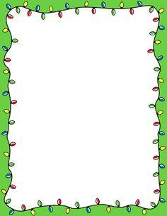 236x305 Christmas Borders Free Download