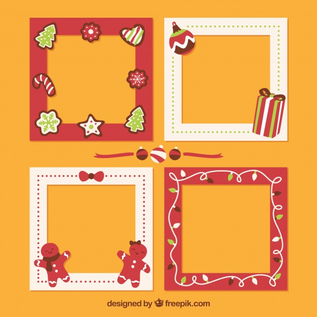626x626 Christmas Frame Vectors, Photos And Psd Files Free Download