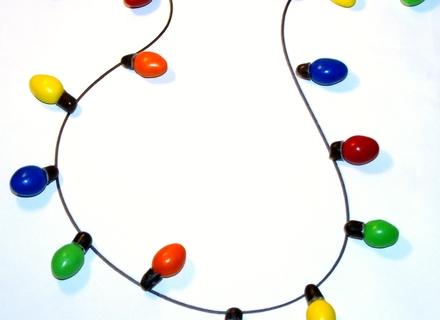 440x320 Christmas Lights Border Clip Art Clipartingcom