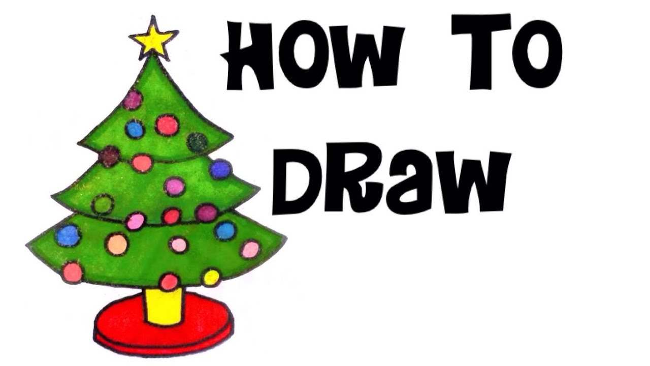 Christmas Lights Drawing Free Download Best Are In Series Or Parallel Wired 1280x720 Painting 2017 Tree Star Coloring Kids