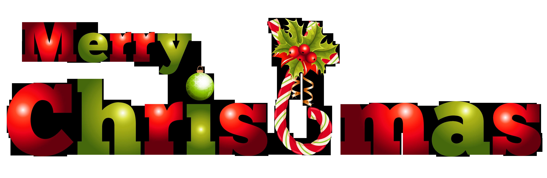 6000x1960 Christmas Logos Clip Art Halloween Amp Holidays Wizard
