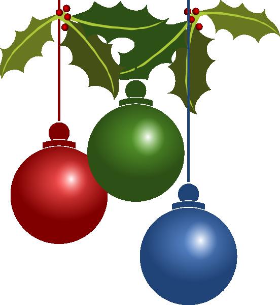 552x600 Christmas Logos Clipart