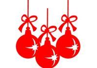 200x140 Pretty Christmas Logo Design Christmas Decor Inspirations