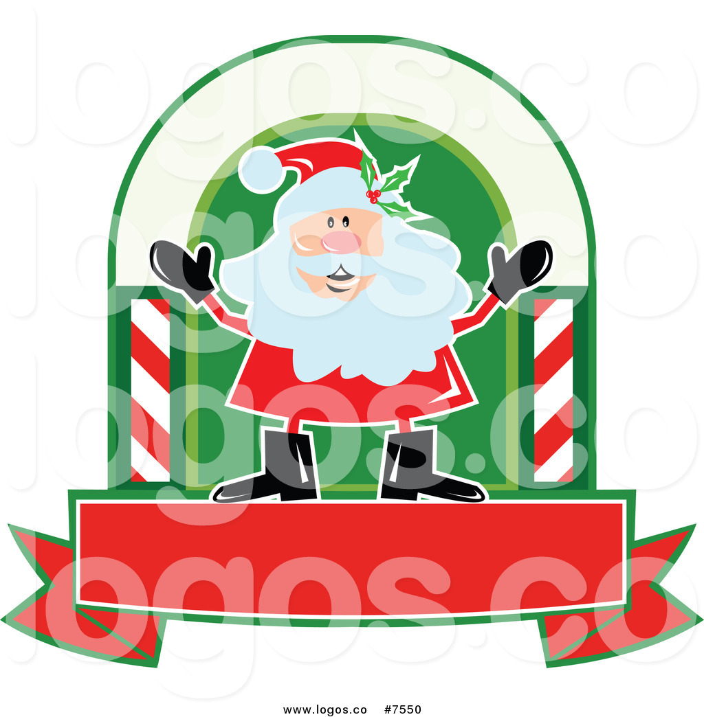 1024x1044 Santa Logo Clip Art