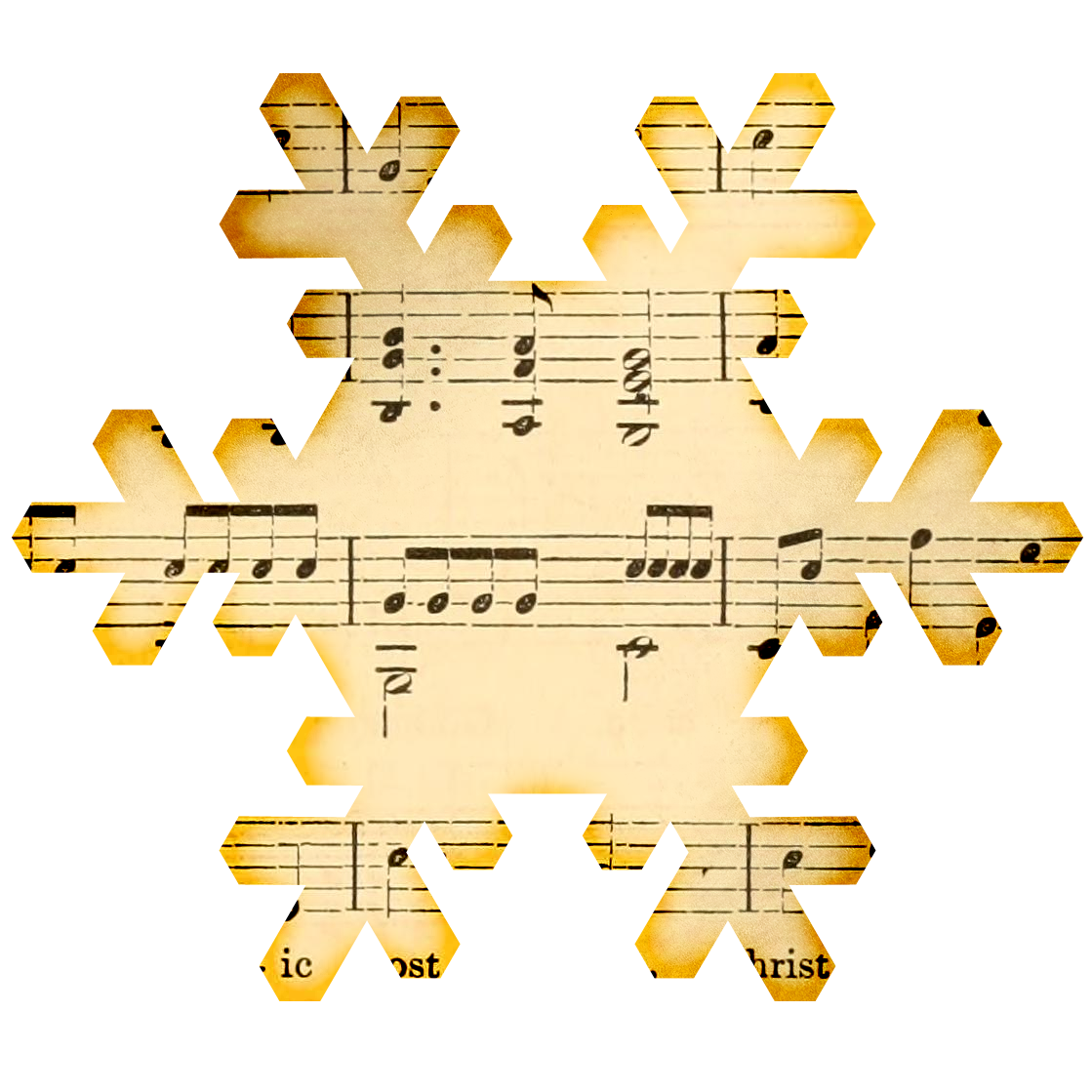 Christmas Music Notes | Free download best Christmas Music Notes on ...