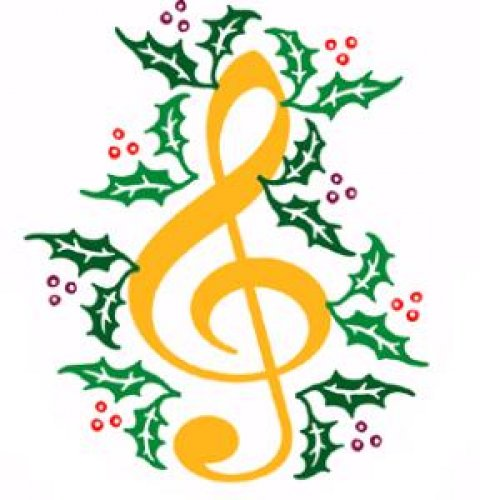Christmas Carols Clipart.Christmas Musical Clipart Free Download Best Christmas