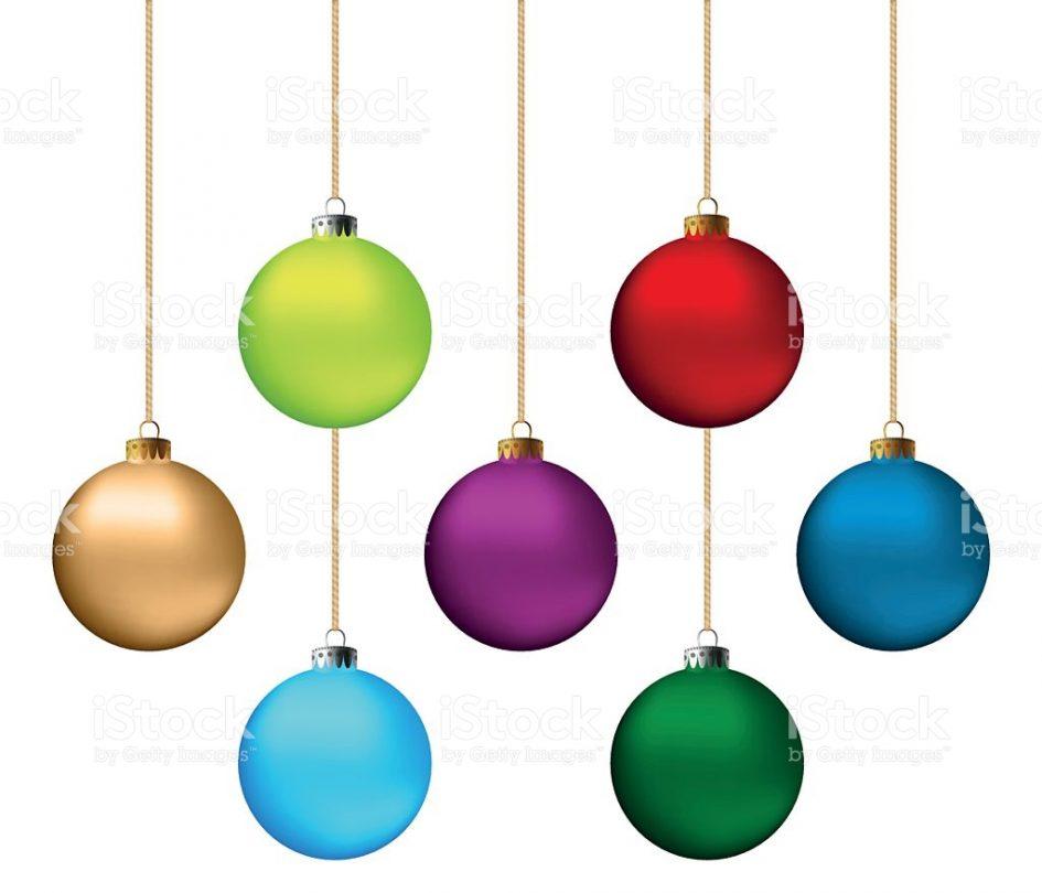 945x810 Christmas Ornaments. Christmas Ornaments Clip Art Five Shiny